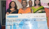 Lohana Ladies Circle Donation