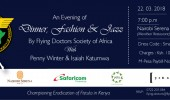 An Evening of Dinner, Fashion & Jazz Ticket